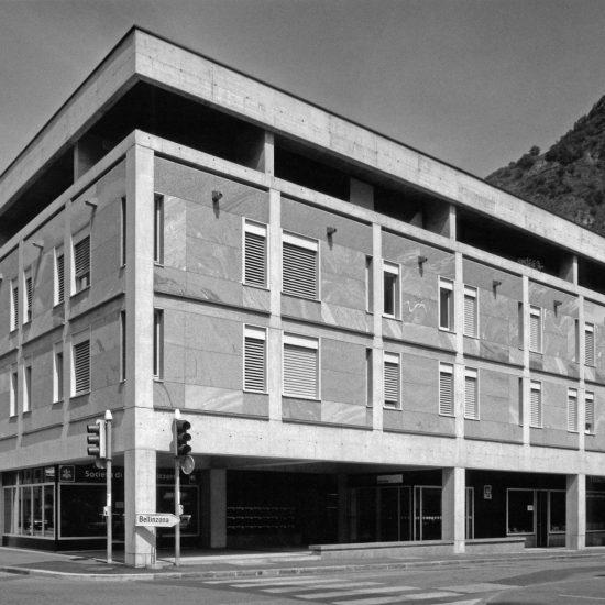 Nuovo centro commerciale Borgo Biasca