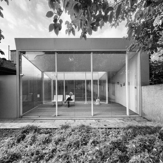 Casa Giardino progetto Architetto Ivano Gianola
