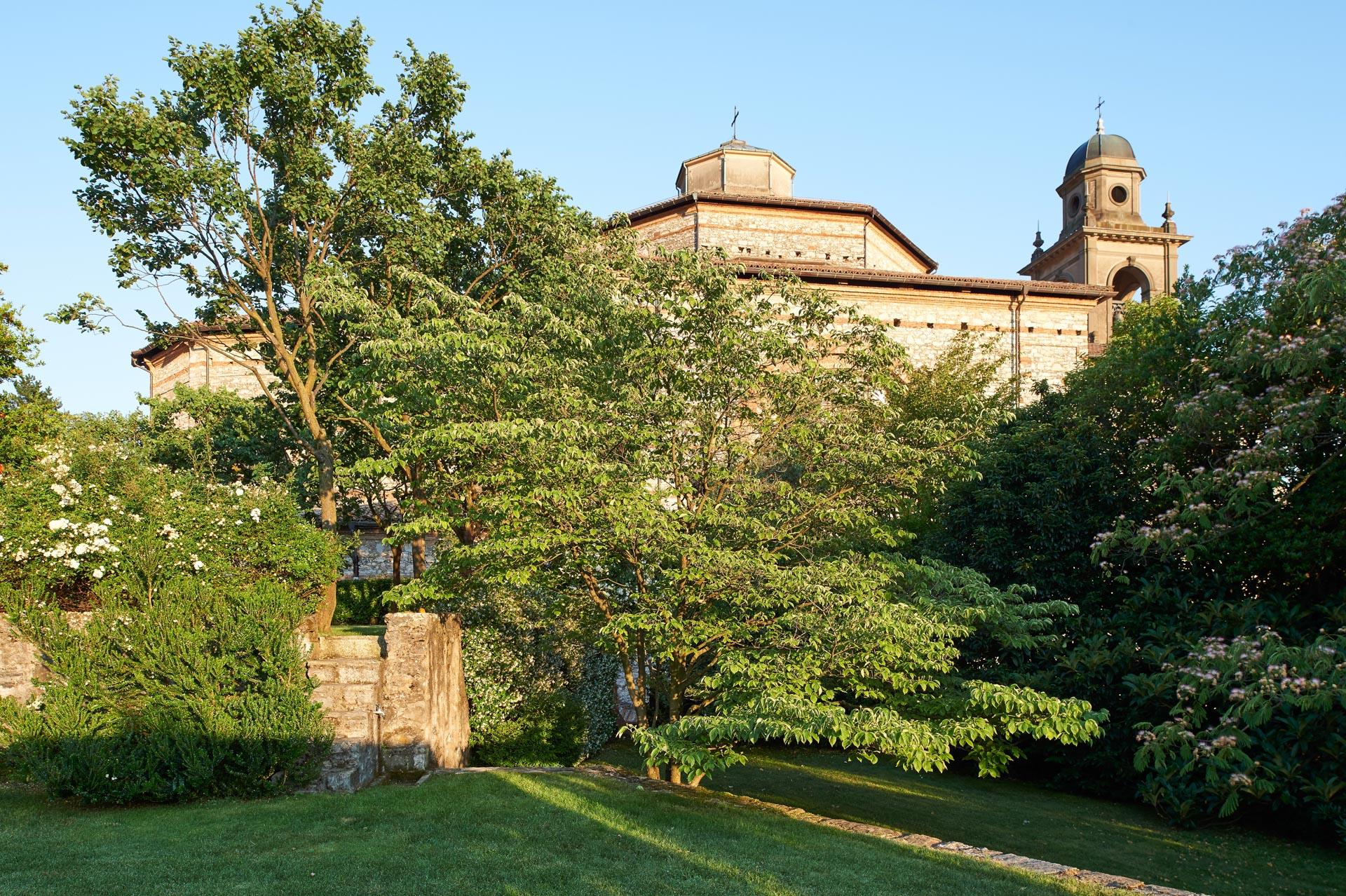 giardino chiesa Mendrisio