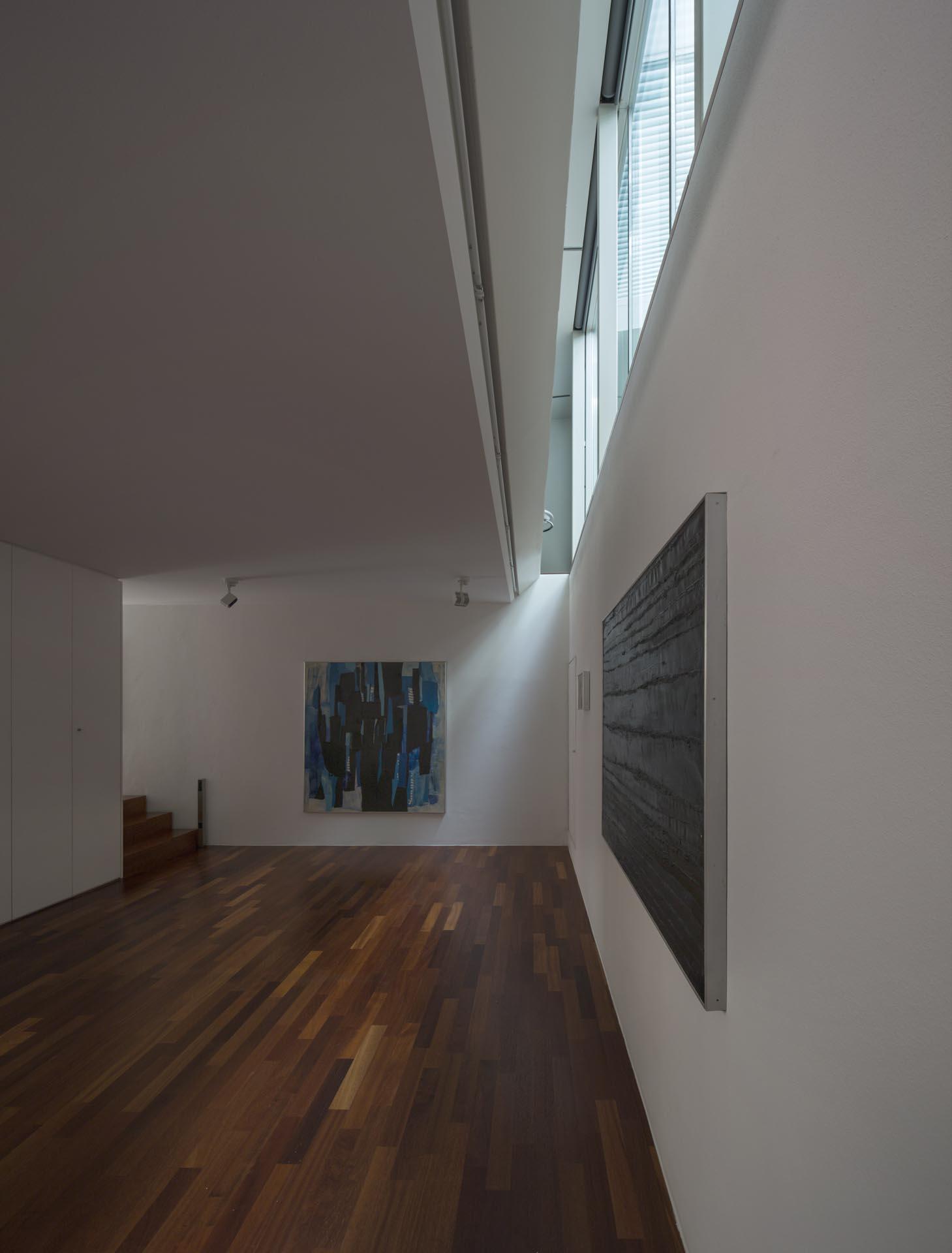 sala esposizione quadri