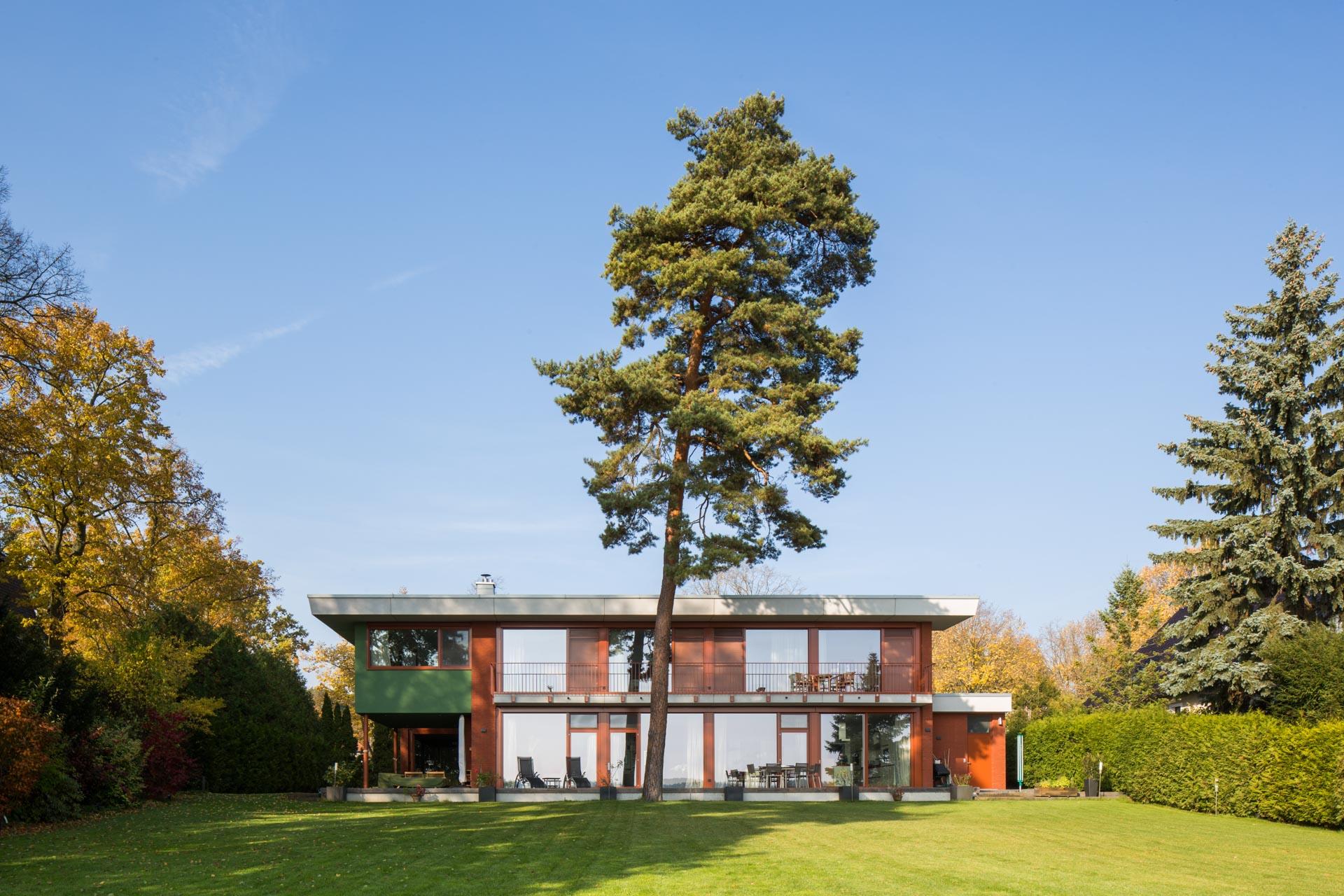 casa Kammel progetto Ivano Gianola