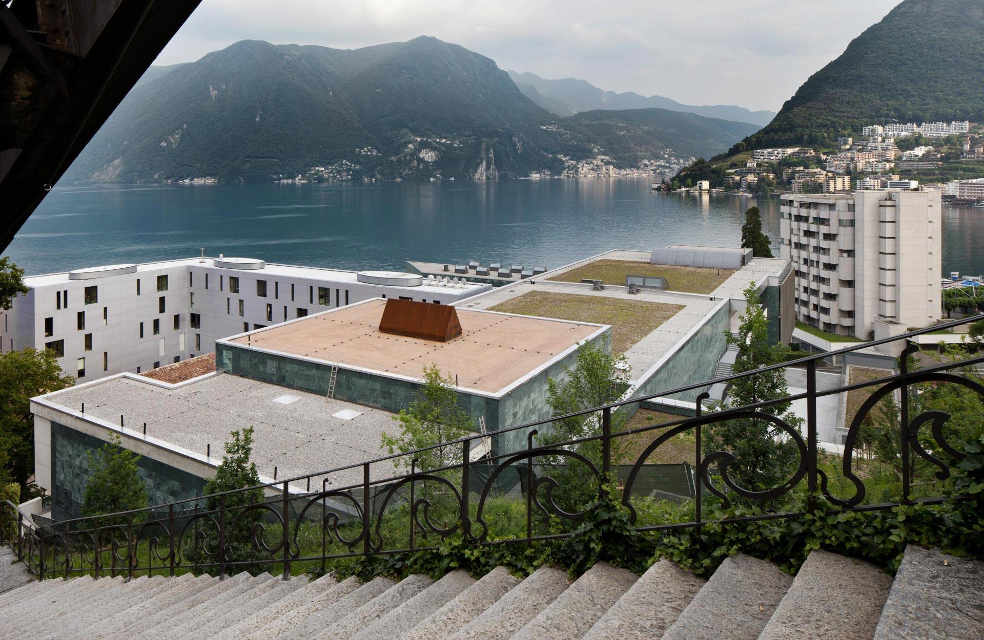 Lugano Arte Cultura panorama