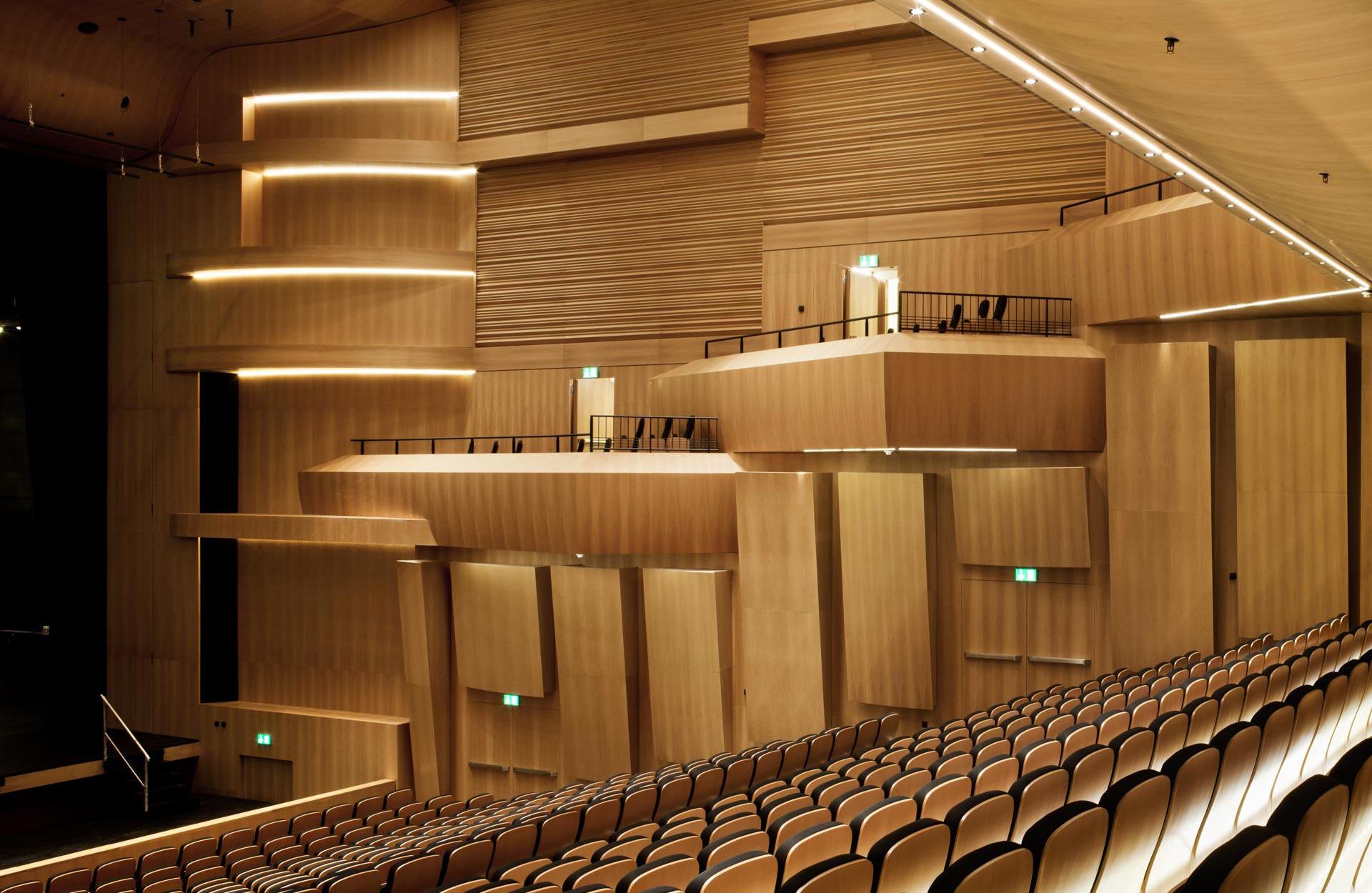 LAC auditorium