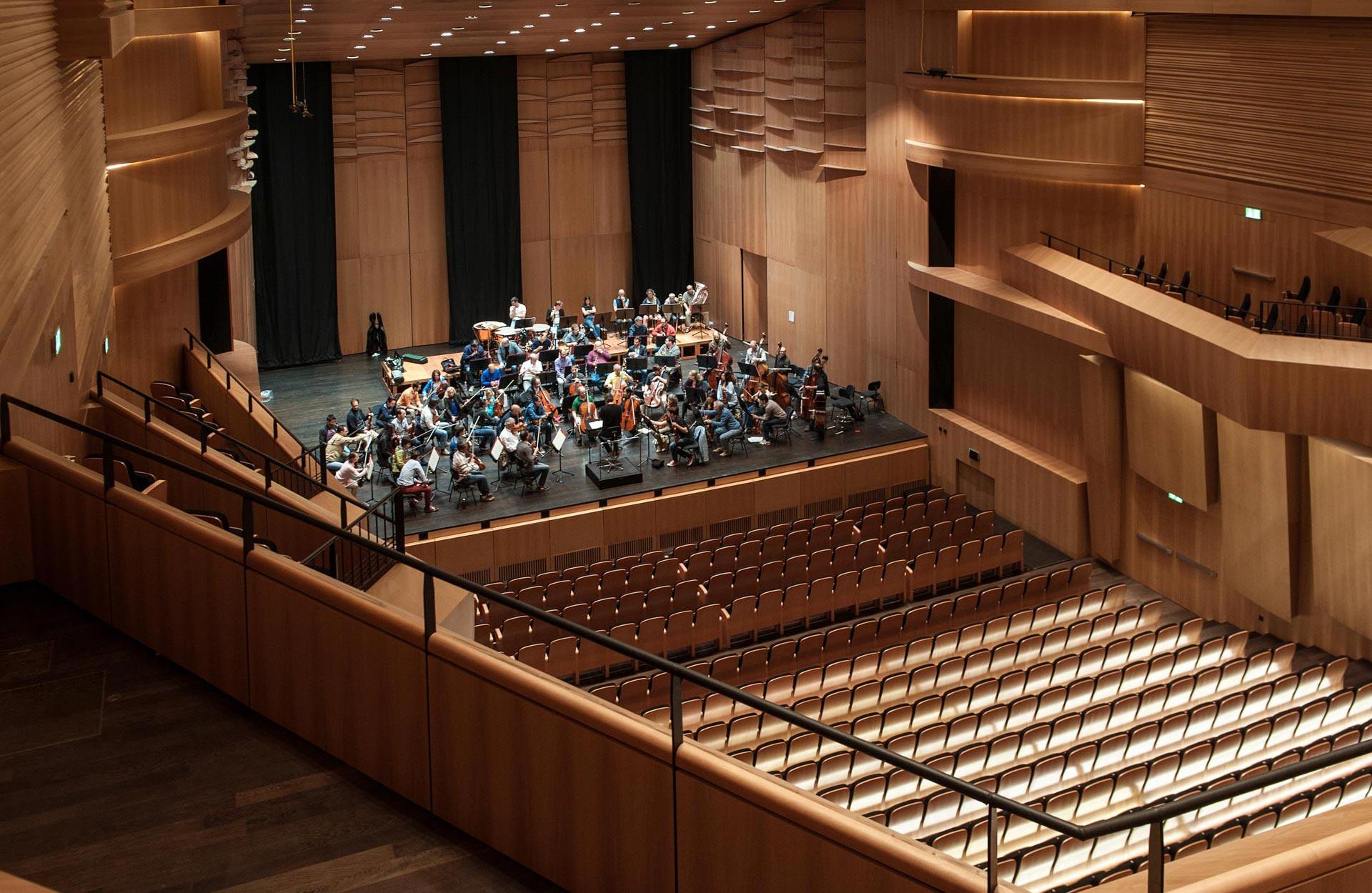 LAC sala concerti - foto Isabella Balena